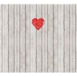 Luxusné vliesové fototapety srdce BEZ TEXTU 300 x 270cm