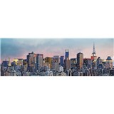 Fototapety New York Skyline, rozmer 366 x 127 cm