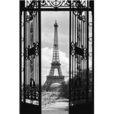 Fototapety La Tour Eiffel 1990, rozmer 175 x 115 cm