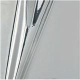 Samolepiaca tapeta strieborná lesklá - 45 cm x 15 m