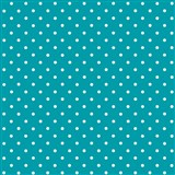 Samolepiace tapety d-c-fix - tyrkys s bodkami 45 cm x 15 m