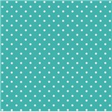 Samolepiaca tapeta bodky modré  - 45 cm x 2 m (cena za kus)