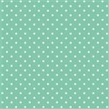 Samolepiaca tapeta bodky mint  - 45 cm x 2 m (cena za kus)