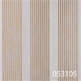 Tapety na stenu La Veneziana - pruhy zlatej s metalickým efektom