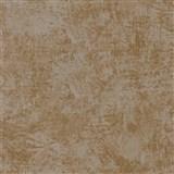 Tapety na stenu La Veneziana - kovový vzhľad - medený