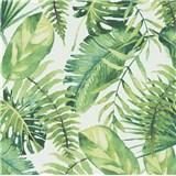 Vliesové tapety na stenu IMPOL Eyecatcher listy rastlín zelené
