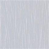 Vliesové tapety na stenu IMPOL Paradisio 2 florálny vzor strieborný na sivom podklade