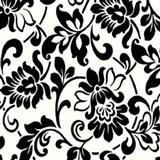 Samolepiace tapety - barokové kvety , metráž, šírka 67,5cm, návin 15m,