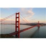 Vliesové fototapety Golden Gate rozmer 375 cm x 250 cm