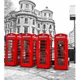 Vliesové fototapety Londýn rozmer 225 cm x 250 cm