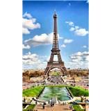 Vliesové fototapety Paríž rozmer 150 cm x 250 cm