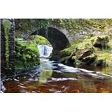 Vliesové fototapety Írsko rozmer 375 cm x 250 cm