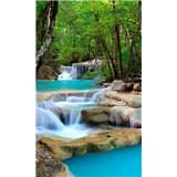 Vliesové fototapety vodopády rozmer 150 cm x 250 cm