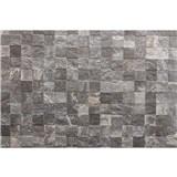 Vliesové fototapety kamenné dlaždice rozmer 375 cm x 250 cm
