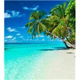 Vliesové fototapety rajská pláž rozmer 150 cm x 250 cm
