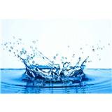 Vliesové fototapety voda rozmer 375 cm x 250 cm