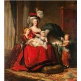 Vliesové fototapety Marie Antoinette - Vigeé Le Brun rozmer 225 cm x 250 cm