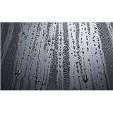 Vliesové fototapety kvapky dažďa, rozmer 416 cm x 254 cm