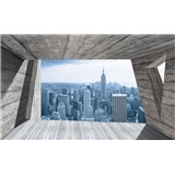 Fototapety 3D New York, rozmer 368 cm x 254 cm