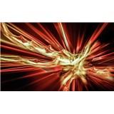 Vliesové fototapety abstrakt, rozmer 152,5 cm x 104 cm