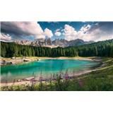 Vliesové fototapety Hefele klenoty Dolomit, rozmer 450 cm x 280 cm