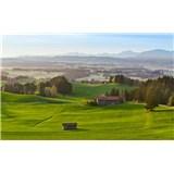 Vliesové fototapety Hefele krásne Bavorsko, rozmer 450 cm x 280 cm