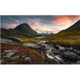 Vliesové fototapety Hefele svojrázny raj, rozmer 450 cm x 280 cm