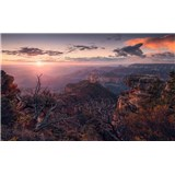 Vliesové fototapety Hefele veľkolepý pohľad, rozmer 450 cm x 280 cm