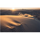 Vliesové fototapety Hefele púštny piesok, rozmer 450 cm x 280 cm