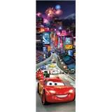 Fototapeta Disney Cars Mc Queen Tokyo