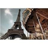 Fototapeta Eiffelova veža
