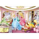 Fototapety Disney Princess zrkadlový sál rozmer 368 cm x 254 cm