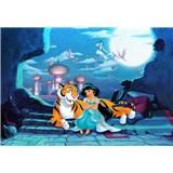Fototapety Disney Princess čakanie na Aladina rozmer 368 cm x 254 cm