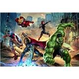Fototapeta Avengers Hnev