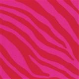 Samolepiace tapety zebra ružová 45 cm x 15 m