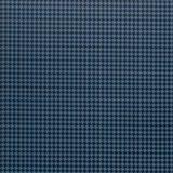 Samolepiace tapety kohútia stopa modro-čierna 45 cm x 15 m