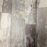 Samolepiace tapety Scrapwood sivé 90 cm x 15 m