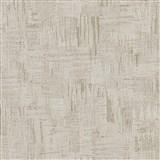 Vliesové tapety na stenu IMPOL Giulia pravidelná stierka s metalickými odleskami sivo-zlatá