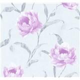 Tapety na stenu Graziosa kvety ružové