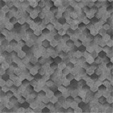 Vliesové tapety na stenu IDEA OF ART plásty tmavo sivé