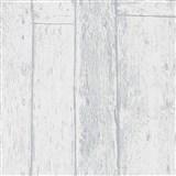 Vliesové tapety na stenu Imagine drevený obklad sivý s výraznou štruktúrou