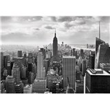 Fototapety New York Black and White