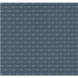 Vliesové tapety na stenu G. M. Kretschmer kachličky sivo-modré
