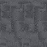 Vliesové tapety na stenu G. M. Kretschmer II moderný vzor čierny