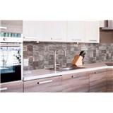 Samolepiace tapety za kuchynskú linku dlaždice rozmer 260 cm x 60 cm