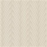 Luxusné vliesové tapety na stenu Colani Legend splietané pruhy svetlo hnedé