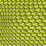 Vliesové tapety na stenu Harmony in Motion by Mac Stopa moderné 3D zelený