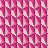 Vliesové tapety na stenu Harmony in Motion by Mac Stopa 3D ružový