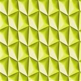 Vliesové tapety na stenu Harmony in Motion by Mac Stopa 3D zelený