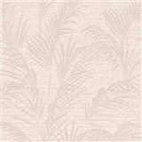 Luxusné vliesové  tapety na stenu Madison florálny vzor krémovej farby s metalickými odleskami